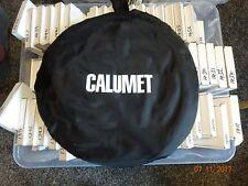 "CALUMET ZIPDISC 107CM 42"" TRANSLUCENT  REFLECTOR REFLECTER"