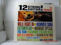 THE FOLKSWINGERS -(LP)- 12 STRING GUITAR (WHICH IS PLAYED BY GLEN CAMPBELL)-1963