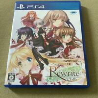 PS4 Rewrite 4580206270644 Japanese ver from Japan