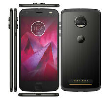 "Motorola Moto Z2 Force 64GB 4G Verizon AT&T T-Mobile Unlocked Smartphone  5.5"""