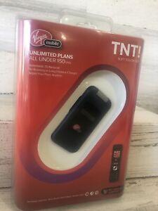 Kyocera TNT Prepaid Phone Virgin Mobile