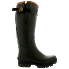 Ladies Barbour Tempest Rain Winter Snow Knee High Rubber Wellies Boots All Sizes
