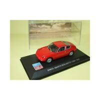 SIMCA ABARTH BERLINETTE 1300 Rouge 1962 ALTAYA 1:43