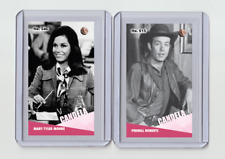 Mary Tyler Moore rare MH Candela #'d 1/3 Tobacco card no. 546
