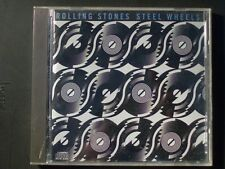 THE ROLLING STONES STEEL WHEELS CD ROLLING STONES RECORDS  ( VVG )
