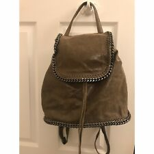Stella McCartney Falabella  Backpack Imitation - Camel With Rutenio Chain