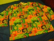 African Sweatshirt Shirt Patterns of Colorful V.I.P. Fashion L/XL