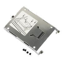 New Hard Drive Caddy+Screws for HP Elite Book 8460P 8470W 8560W 8570 8760W 8770W