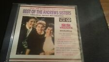 The Andrews Sisters :.cd