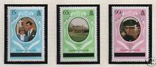 Mint Never Hinged/MNH Royalty Caribbean Stamps