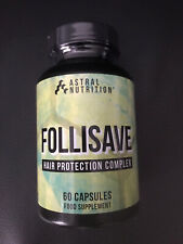 Follisave DHT Blocker - Month Supply/Max Strenth Hair Loss Protection