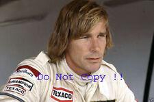 James Hunt Wolf F1 Portrait 1979 Photograph 1