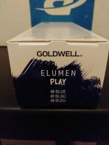 Goldwell ELUMEN PLAY Blue Semi-Permanent Color 120mL 4 Oz.