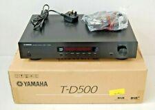 Yamaha T-D500 DAB+/FM tuner
