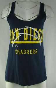 San Diego Chargers NFL G-III Women's Vintage Tank Top *FLAWED*