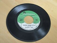 JEANNIE C.RILEY-HARPER VALLEY P.T.A.  B/W-YESTERDAY ALL DAY LONG TODAY-VG