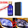 Mighty Headlight Cleaner High Density Headlight Polish Liquid Restoration 50ml