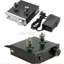 New Audio 6J1 Tube CD & MM Phono RIAA Turntable Pre-Amplifier Hi-Fi Preamplifier