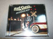 BOB SEGER ULTIMATE HITS ROCK AND ROLL NEVER FORGETS CD SEALED 2 CD