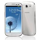 """Débloqué Téléphone 4.8"""" Samsung Galaxy S3 I9300 3G Android 16GB 8MP WIFI - Blanc"""