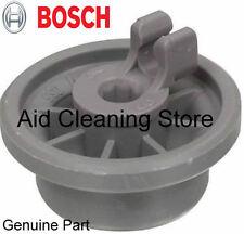 Bosch Neff Siemens Dishwasher Lower Basket Wheels - Genuine Part Number 165314