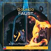 CHARLES GOUNOD: FAUST (3 CD BOX SET, 2002, Decca Records) LONDON SYMPHONY
