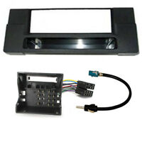 FP-06-00P PC2-75-4 PC5-100 BMW X5 1998-2004 Car Stereo Facia Panel kit  Adaptor
