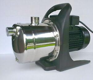 Easytec Multi 1306 leistungstark 6 bar 6000 l/hGartenpumpe HauswasserwerkPumpe