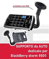 Supporto da auto dedicato per BlackBerry STORM 9500