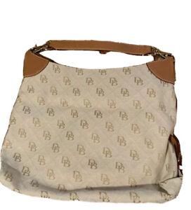 dooney and bourke Canvas shoulder bag