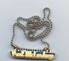 Beatles Paul McCartney Concert Necklace with chain