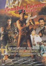 DVD - AK - 47 Temible Cuerno De Chivo NEW Miguel Angel Rodriguez FAST SHIPPING !