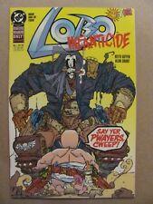 Lobo Infanticide #1 #2 #3 #4 Full DC Comics 1993 Series 9.4 Near Mint