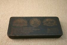 More details for wwi the gift of the colonies chocolate tin from trinidad, grenada & st lucia