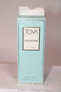 Tova Beverly Hills NEW Signature Eau De Parfum USA Made 3.4 fl oz