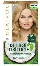 1 Pack x Clairol Natural Instincts Conditioning Hair Colour 9 Light Blonde
