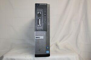Dell OptiPlex 3010  PC   i7-2600 2.8 GHz   8GB RAM 1TB HDD Win 10 Pro SD Card