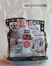 MIP Dairy Queen 1997 DQ Felix on the Town CAT & MICE DUSTBIN Rolling Garbage Can