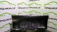 CUADRO INSTRUMENTOS PEUGEOT 309 SX Injection 1989 4 CLEMAS 7, 8, 9 Y 10 PINES