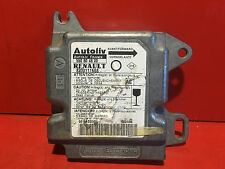 RENAULT TWINGO 2 CALCULATEUR AIRBAG REF 8200111668 550804800