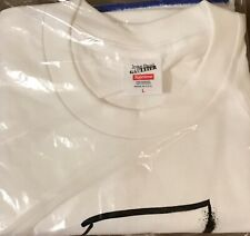 Supreme x Jean Paul Gaultier Tee WHITE LARGE DSWT