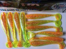 10 Gummifische  Relax Kopyto 4 King Shad 12cm 0,98€//St NEU !!! Set 43