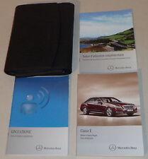 Manual de Instrucciones con Servicio Mercedes Benz Clase E / Classe W212 Von