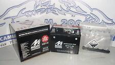 BATTERIA MIDAC MTX12-BS=YUASA YTX12-BS AEON Cobra 320 2007-2008