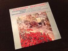 Vinyle 33 tours  Alexandre Brailowsky