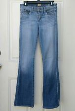 Women's Citizens of Humanity Slim Skinny Size 26  Blue Sexy Casual