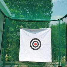 Golf Hitting Kicking Training Practice Driving Range Net Mat Pad Cage Aid