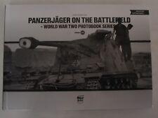 Book: Panzerjäger on the Battlefield (World War II Photobook Series)