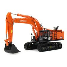 Hitachi Zaxis ZX690LCH-6 Excavator - TMC 1:50 Scale Model New!