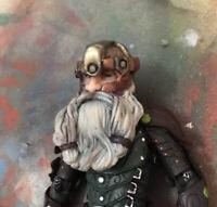 Mythic Legions Custom Head Kulken